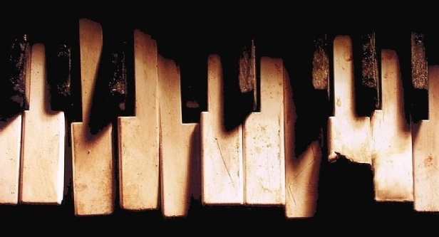 Music with Broken Keys