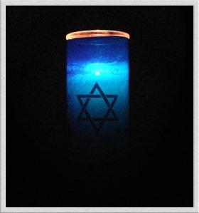 shiva-candle