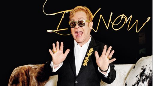 Elton John's new single – In the Name of You