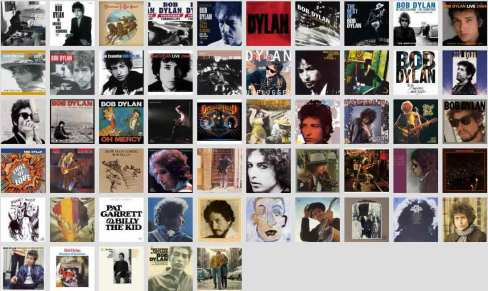 bob-dylan-album-covers